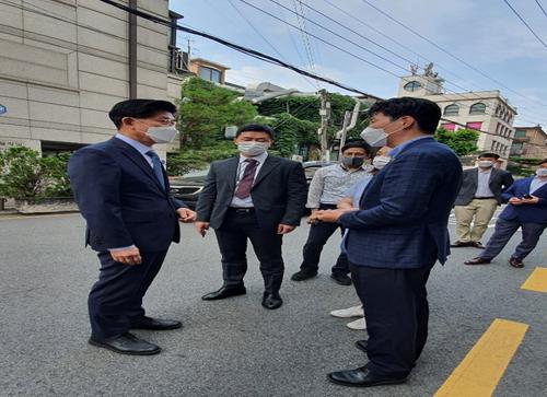 서초구의회 최종배 부의장,과천하수처리장 위치 조정 의견 밝혀